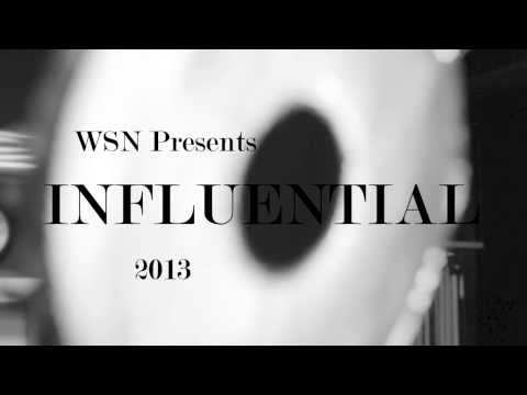 Most Influential Students 2013
