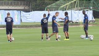 Cerci, Insigne e Balotelli: che gol su punizione! - Mondiali 2014