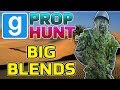 Big Blends (Garry's Mod Prop Hunt)