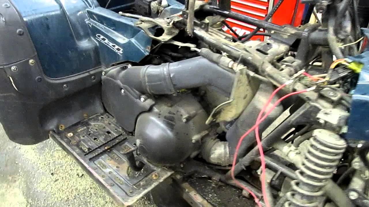 Suzuki King Quad Carburetor Repair Manual