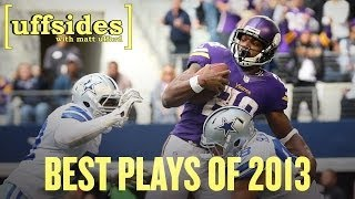 Best Plays Of The 2013 NFL Season Uffsides