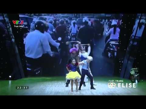 Bước Nhảy Hoàn Vũ Nhí: Nguyễn Khôi Nguyên - Dance Sport, Nhảy Hiện Đại - Ngày 19/09/2014