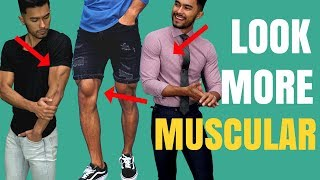 The Best Clothing To Show Off Your Muscles | THIS Makes You LOOK JACKED!