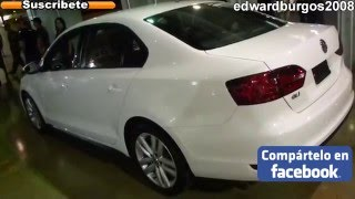 Volkswagen Jetta GLI 2013 Colombia Video De Carros Auto