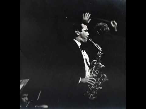 Leyenda, para saxofón y Orquesta Sinfónica de Guido López Gavilán