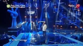 محمد عبدالعزيز - مرحلة الصوت وبس - احلى صوت 2 الحلقة 2