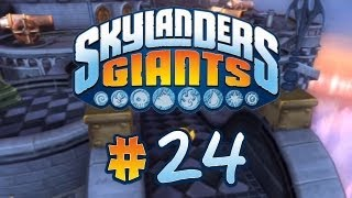 Let's Play Skylanders: Giants #24 - Kanonenschlacht [blind!] [FULL-HD]