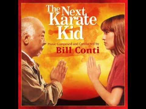soundtrack karate kid: