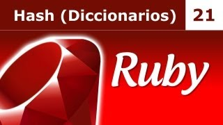 Tutorial de Ruby. Parte 21