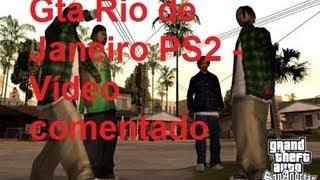 Gta Rio De Janeiro PS2 Vídeocomentado- Para Quem Está