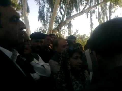 Hazara uni Haripur campus strike result(15,16Dec 2011)