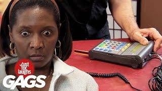 Máquina corta tarjetas de crédito