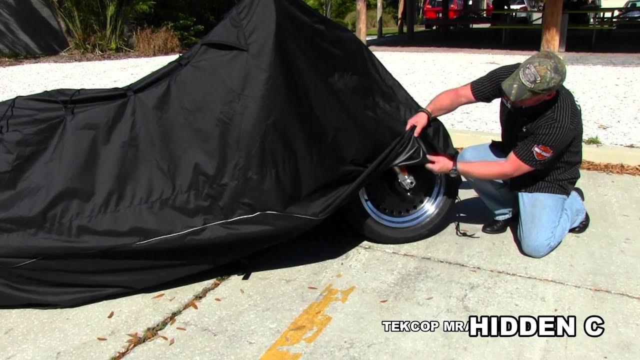 Harley Davidson Motorcycle Cover Alarm