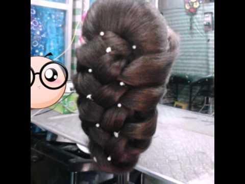 Những kiểu tóc đẹp  cho cô dâu ngày cưới