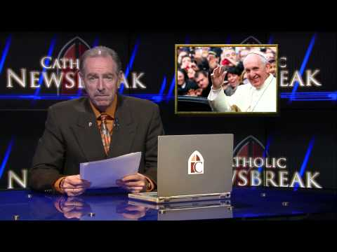 Pope Francis meets with Charismatics in Rome | Newsbreak 6-3-2014