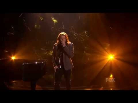 Caleb Johnson Performs Paul McCartney's