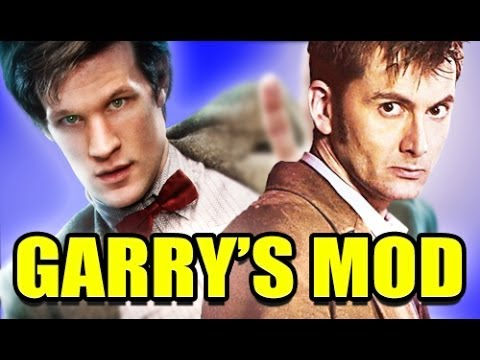Gmod DOCTOR WHO 50th Anniversary Special! (Garry's Mod)