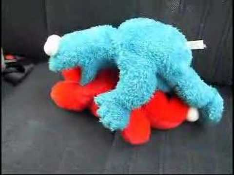 cookie monster and elmo being dirty youtube