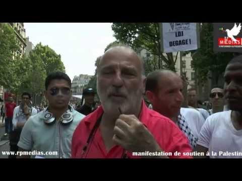 SOUTIEN A LA PALESTINE: Manuel Valls l'interdit, les français l'autorisent