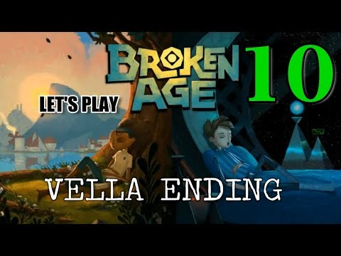 Broken Age Gameplay Walkthrough Part 5 - Vella - The Fruit