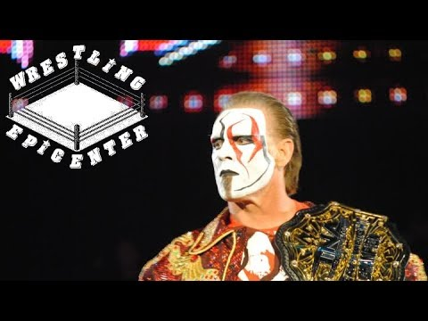 Wrestling Epicenter #092 - Sting talks WCW, Says WWE's Attitude Era was Cheap and Easy, more