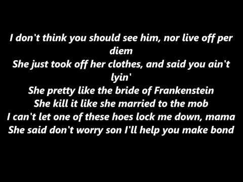Lil Wayne -No Type (Sorry 4 The Wait 2) Lyrics