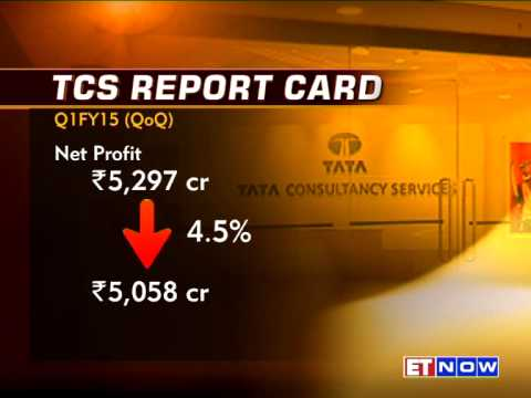 TCS Q1 Results Beat Market Expectations, Shows Better Growth Than Infosys