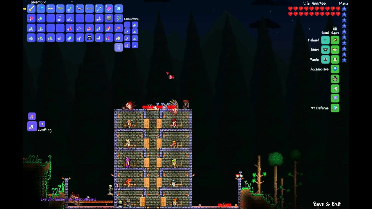 how to make cursed bullets in terraria