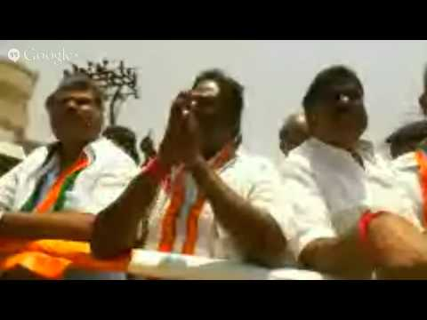 Hon'ble G K Vasan ayya Election Campaign at Pudhucherry