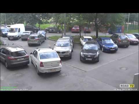 Угон Renault Logan
