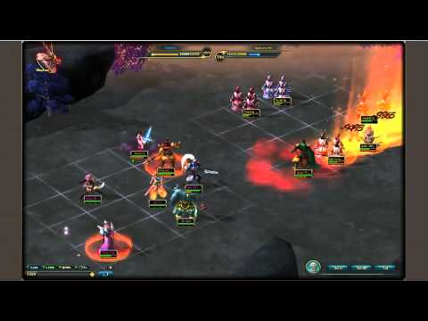 Tướng cam Nhị Lang Thần - Game Tướng Thần