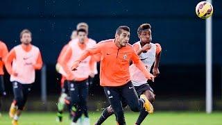 A Vinovo si lavora per Juventus-Parma - The Bianconeri gear up for Parma in Vinovo