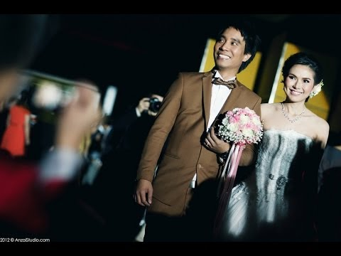 May&Hut Wedding@Landmark Hotel, Bangkok Thailand [OFFICIAL!]