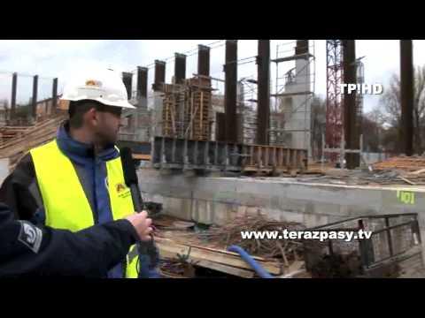 budowa stadionu Cracovii