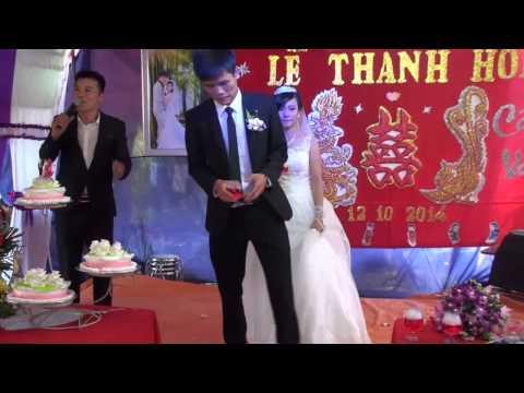 Lễ thành hôn Nam Khánh & Cẩm Vân p2