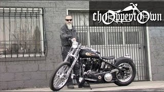 Dennis Goodson (from The Harbortown Bobber Motorcycle