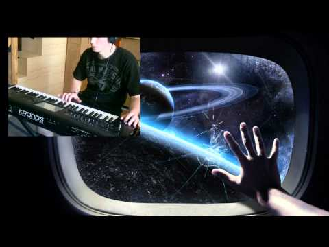 Dvorkys Timeless original composition made on Korg Kronos - Keyboard Solo By S4K Team