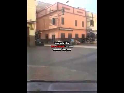 لقطة خطيرة من فيلم توم كروز المهمة المستحيلة الخامسة بالمغرب