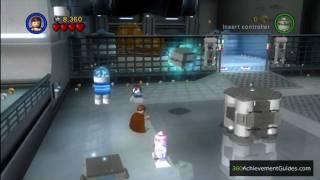 LEGO Star Wars: TCS Minikit Guide Episode I