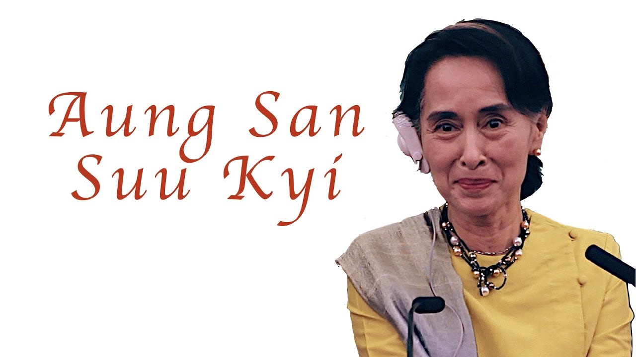 aung san suu kyi on the rohingya muslims youtube. Black Bedroom Furniture Sets. Home Design Ideas