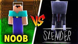 Troll NOOB Bằng SLENDERMAN Trong Minecraft!!!