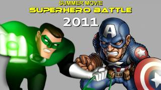 THE BATTLE OF THE SUPERHERO MOVIES (2011)