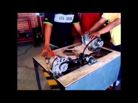 Proyecto Generador Electrico