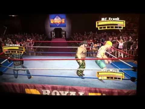 Hình ảnh trong video Royal Rumble All Stars