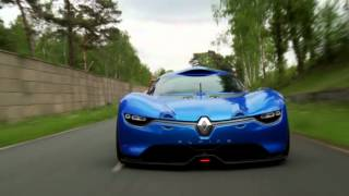 Renault Alpine A110-50 test drive