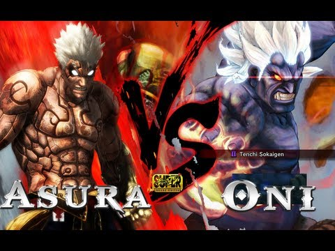 Asura Vs. Akuma / Oni The Strongest vs The Angriest - Lost Episode 2 [HD]