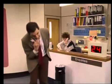 phim Mr.Bean quá hài hước mới nhất 2014