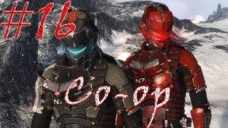 [Coop] Dead Space 3. Серия 16 - Смерть Даника.