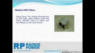 [EMI Filter Solution   Radius Power] Video