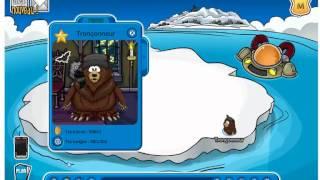 Club Penguin Code Du Mois D'avril 2014